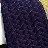 Morning Glory 3PC Vermicelli - Quilted Patchwork Quilt Set (Full/Queen Size) - My Bed Covers - 3