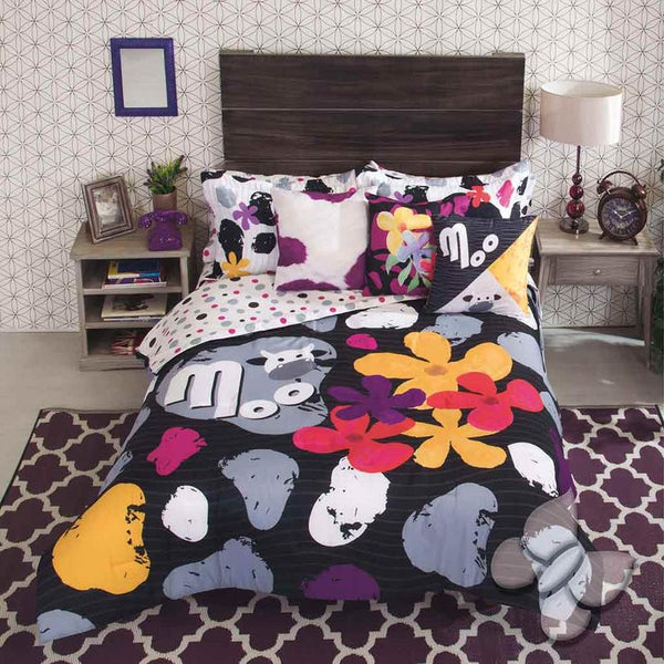 Muu Comforter Set (Queen Size) | My Bed Covers