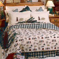Northern Exposure Comforter Set (Full Size) | My Bed Covers