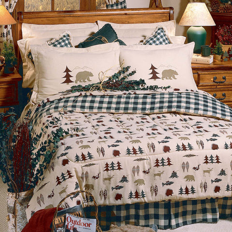 Northern Exposure Comforter Set (Full Size) - My Bed Covers