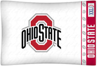 Ohio State Buckeyes Pillowcase - My Bed Covers