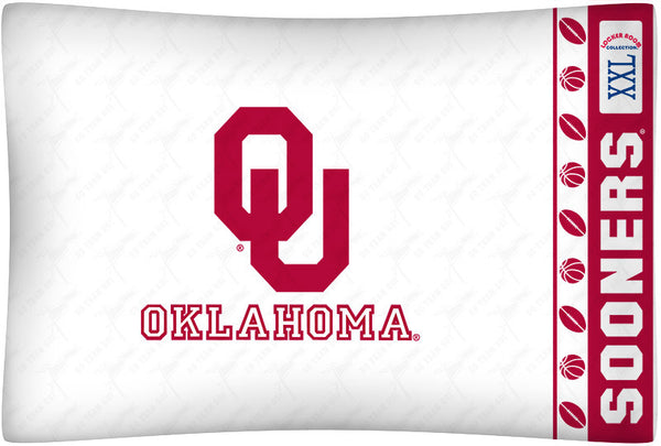 Oklahoma Sooners Pillowcase - My Bed Covers