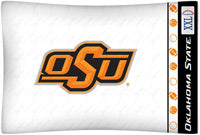 Oklahoma St. Cowboys Pillowcase - My Bed Covers