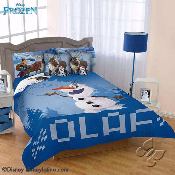 Olaf Comforter Set | My Bed Covers