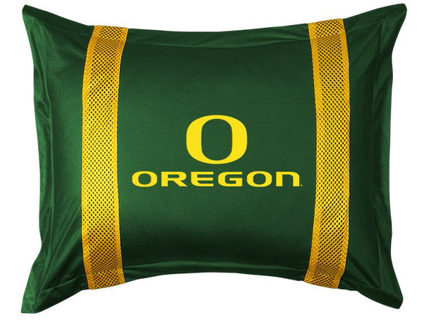 Oregon Ducks Pillow Sham - My Bed Covers
