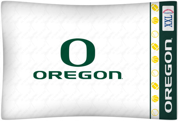 Oregon Ducks Pillowcase - My Bed Covers