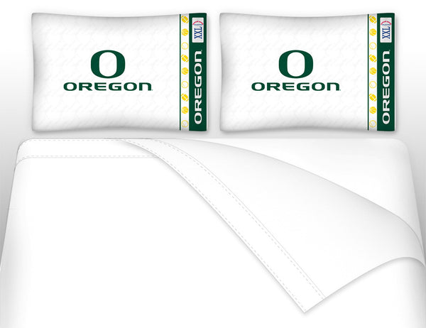 Oregon Ducks Sheet Set - My Bed Covers - 1