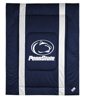 Penn State Nittany Lions NCAA Sideline Comforter | My Bed Covers