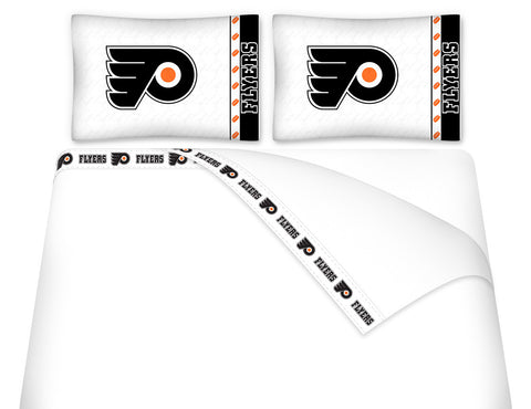 Philadelphia Flyers Sheet Set - My Bed Covers - 1