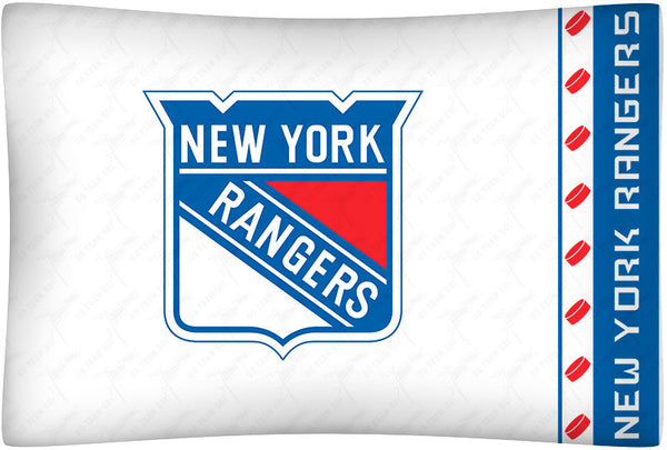 New York Rangers Pillowcase | My Bed Covers