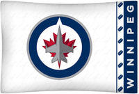 Winnipeg Jets Pillowcase | My Bed Covers