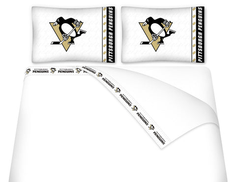 Pittsburgh Penguins Sheet Set - My Bed Covers - 1