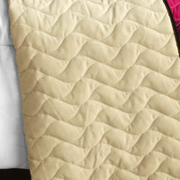 Series Brand New Vermicelli-Quilted Patchwork Quilt Set (Full/Queen Size) | My Bed Covers