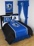 Dallas Mavericks NBA Sideline Comforter | My Bed Covers