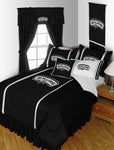 San Antonio Spurs NBA Sideline Comforter | My Bed Covers
