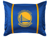 Golden State Warriors Pillow Sham | My Bed Covers
