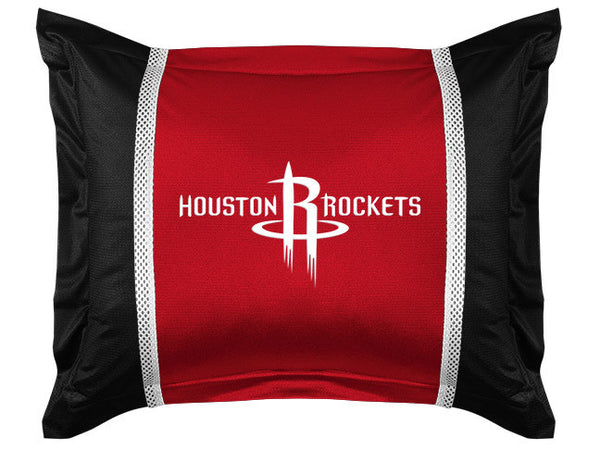 Houston Rockets Pillow Sham | My Bed Covers