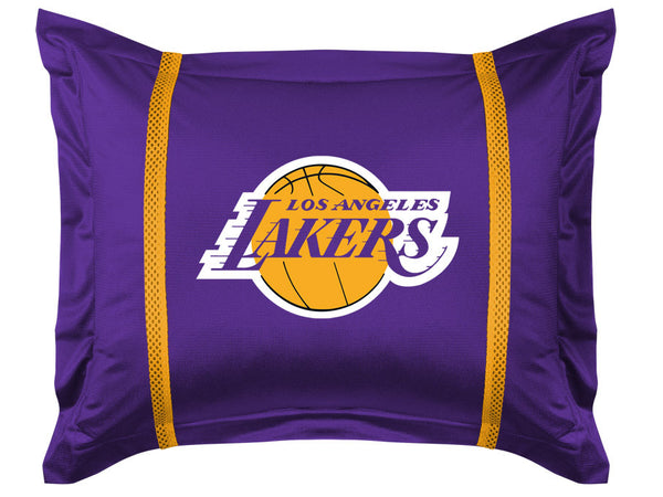Los Angeles Lakers Pillow Sham | My Bed Covers