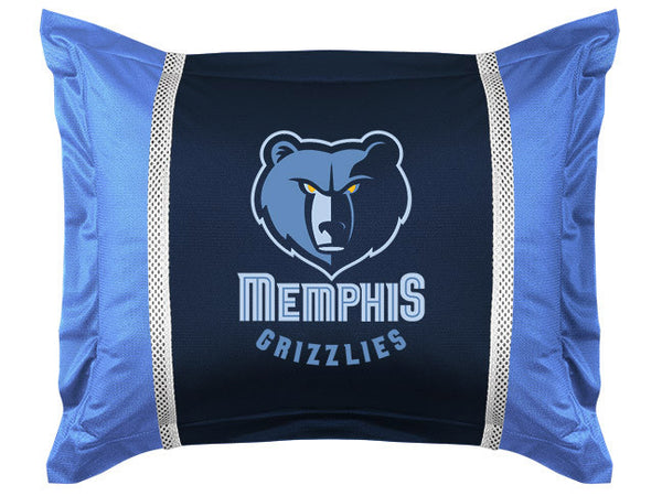 Memphis Grizzlies Pillow Sham | My Bed Covers