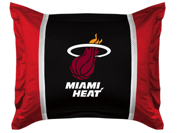 Miami Heat Pillow Sham | My Bed Covers