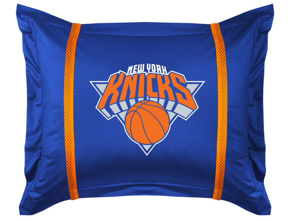 New York Knicks Pillow Sham | My Bed Covers
