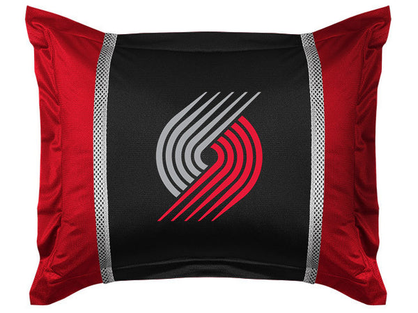 Portland Trail Blazers Pillow Sham | My Bed Covers