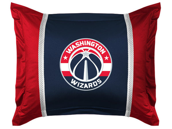 Washington Wizards Pillow Sham | My Bed Covers