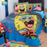 Sponge Bob Happy Bedspread Set | My Bed Covers