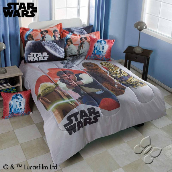 Star Wars Comforter Set | My Bed Covers