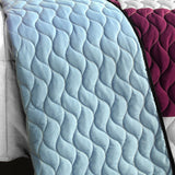 Sweet Berry Smack 3PC Vermicelli - Quilted Patchwork Quilt Set (Full/Queen Size) - My Bed Covers - 3