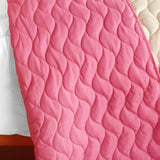 Sweet Temptation 3PC Patchwork Quilt Set (Full/Queen Size) | My Bed Covers