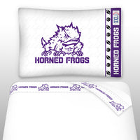 TCU Horned Frogs Sheet Set - My Bed Covers - 2