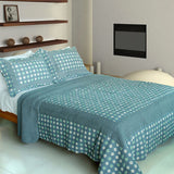 Take This Waltz Cotton 3PC Vermicelli-Quilted Printed Quilt Set (Full/Queen Size) | My Bed Covers