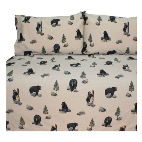 The Bears Sheet Set (King Size) - My Bed Covers