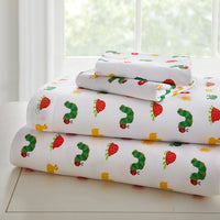 The Very Hungry Caterpillar Toddler Sheet Set | My Bed Covers