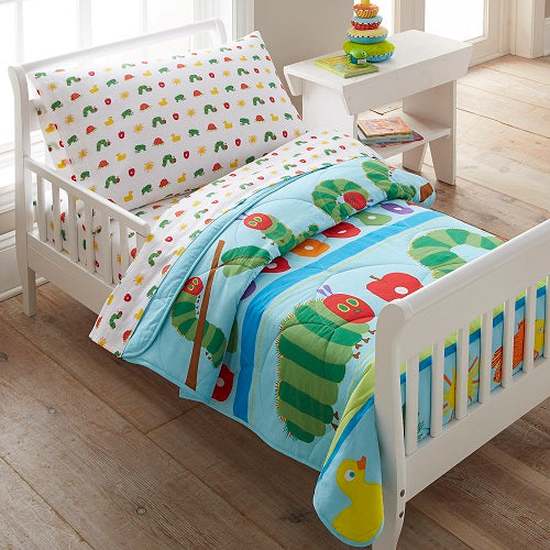 The Very Hungry Caterpillar Toddler Comforter