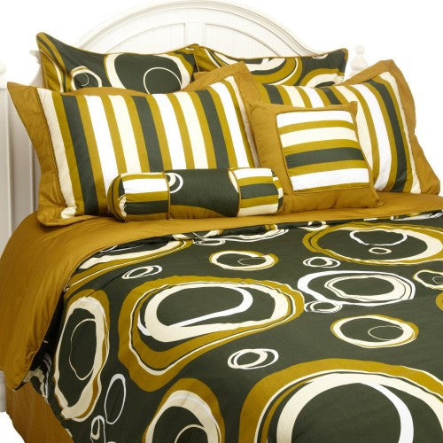 Torino 8 Piece Bed In Bag (Queen Size) | My Bed Covers