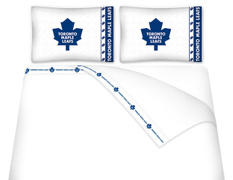 Toronto Maple Leafs Sheet Set - My Bed Covers - 1