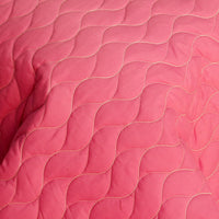 Touching Legend 3PC Vermicelli-Quilted Patchwork Quilt Set (Full/Queen Size) | My Bed Covers