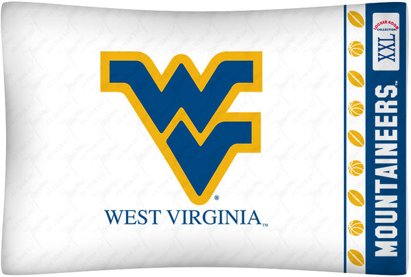 West Virginia Mountaineers Pillowcase - My Bed Covers