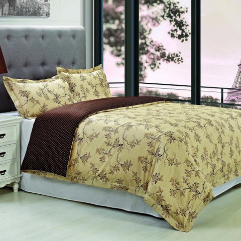 Woodhaven Duvet Cover Set (Full/Queen Size) - My Bed Covers