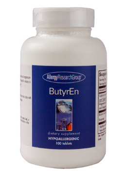 Allergy Research Group BUTYREN (100 TABLETS)