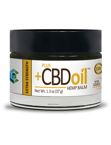 CV Science +CBD Oil Extra-Strength Balm, 1.3oz