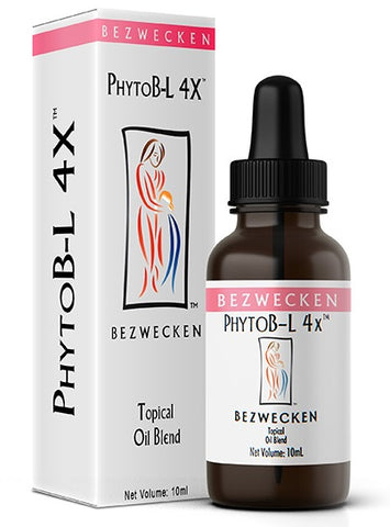 Bezwecken, Phytob-L 4x, Topical Oil Blend, 10mL