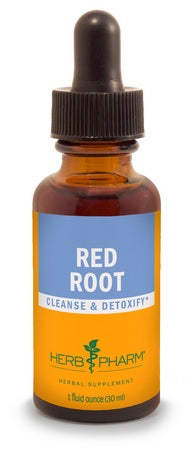 HERB PHARM ORGANIC RED ROOT, 4 OUNCES