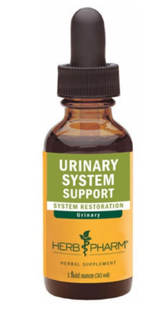 HERB PHARM ORGANIC URINARY SUPPORT, 1 OUNCE
