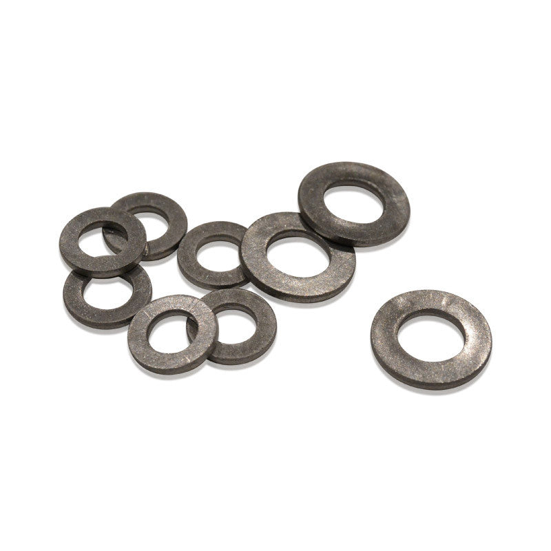 M6 Flat Washer | Marine Grade Stainless | DIN 125-A, Stainless Hardware JIS - Overland Metric