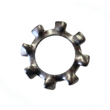M8 External Tooth Lock Washer | Marine Grade Stainless | DIN 6797-A, Stainless Hardware JIS - Overland Metric