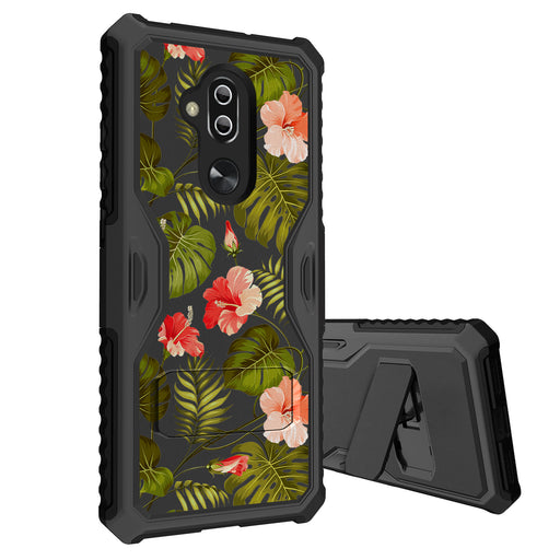 Alcatel 7 Case [Slim Shield][Floral Tropic]