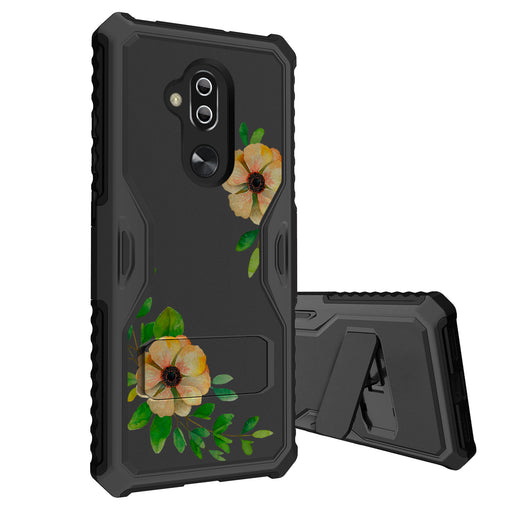 Alcatel 7 Case [Slim Shield][Floral Garden]